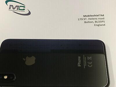 Apple iPhone X (IPhone 10) 64GB Grey Silver -All Grades - Unlocked- 12M Warranty 4
