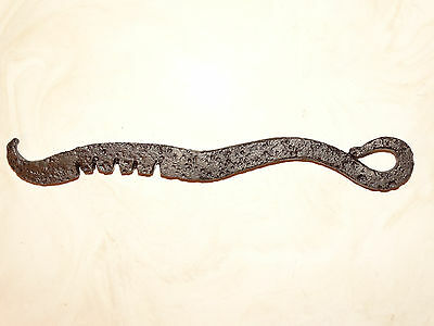 Rare Viking Tool for adjusting saw blade Sawset. ca 9-10 AD. Kievan Rus. Viking. 2