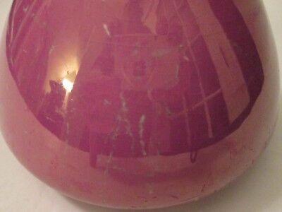 FLOWER VASE! Vintage ROSEVILLE ART pottery circa 1921: LUSTRE pattern: LOVELY 10