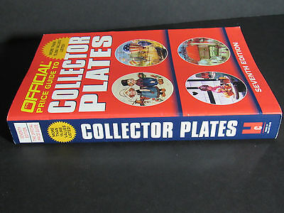 OFFICIAL PRICE GUIDE  to COLLECTOR PLATES  ~ Reference Book  Seventh Edition 5