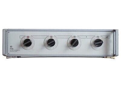 0.1-1111mkH 1% P594 Decade inductance box inductor standard set an-g GR,L&N,IET 2