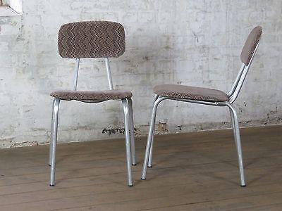 1 / 50 Mid Century Magnificent Kitchen Bar Chair Stuhl Fauteuil Vintage 70s 70er