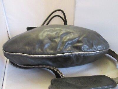 revendeur bb2d3 c9512 SUBLIME AUTHENTIQUE SAC à main HOGAN cuir et reptile vintage bag _