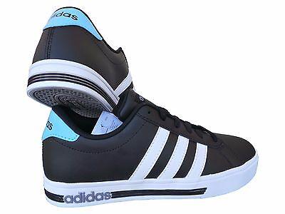 Adidas Schuhe Sneakers Cloudfoam grau schwarz 41 ( 42 )
