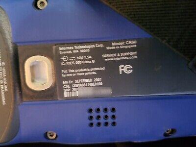 Intermec CK61 CK61A831140E0100 Numeric Imager Barcode Scanner Windows CK60 4