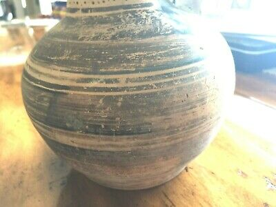Ancient Greek Pottery Pitcher Attic Geometric  Pattern c 950 BC Oinochoe 7