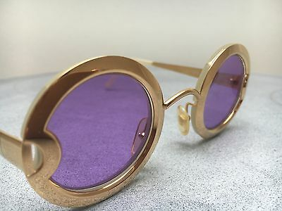 7cd3060952 ... Vintage Rare Christian Dior 90s Sunglasses Mother Of Pearl Gold Plated  Festival 6