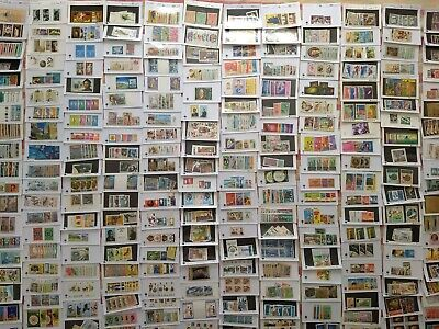 WORLDWIDE stamp collection MNH (30 countries)  + FULL SETS + ALL DIFFERENT +GIFT 9