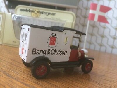 B&O Bang & Olufsen vintage Matchbox Y12C SUPER RARITÄT / UNIQUE!!! 5