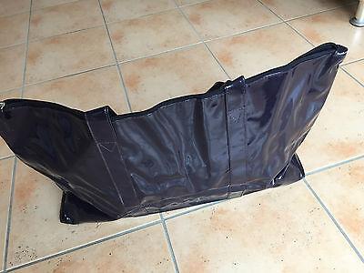 Dunkel violette Lack SM Tasche für die SM Utensilien 3