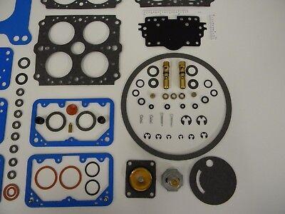 Holley Performance Carburetor Rebuild Kit 1850 3310 9776 80457 80670 80508 5