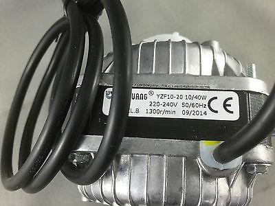 Condenser Fan Motor Yzf10-20 10/40Watt 1300Rpm 5
