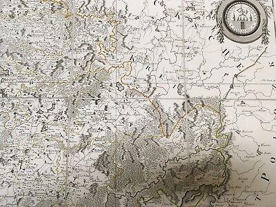 Imperial Russia / Livland/Latvia/Estonia/ Der Wendensche Kreis 1798 /ORIGINAL! 6