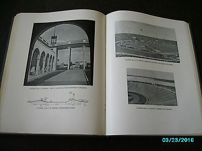 Rare  Russia 1953 Architecture Of Leningrad , Huge Illustrated Book 8