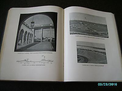 Rare  Russia 1953 Architecture Of Leningrad , Huge Illustrated Book 8