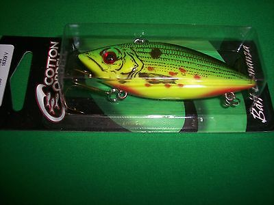 """2.5/"""" Glitter Shad /& Wounded Shad Cordell Rattle Spot Rattle Trap 3 Pk 3/"""""""