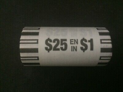 2019 Canada $1 Equality LGBTQ2S Loonie Coin Roll Canadian 2