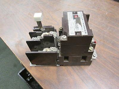 Cutler-Hammer C10CN3 Motor Starter Contactor Size 1 27A 3 Phase 110//120V #16F26