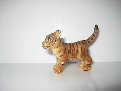 14319 Schleich Tiger: Tiger Cub, playing  ref:1D227 2