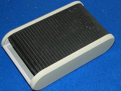 Vintage Helit 62180 B Brüssing Linear Visitenkartenbox Boite