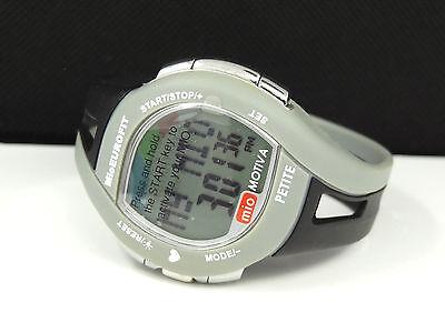 mio motiva eurofit petite heart rate calorie timer monitor women s rh picclick com