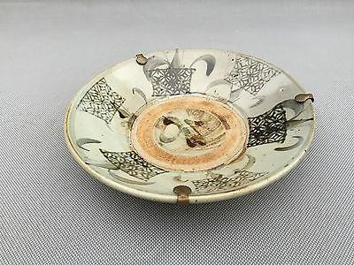 Ancien plat creux asiatique chine ? autre french antique plate 2