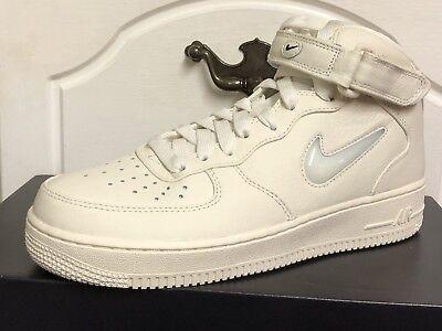 NIKE AIR FORCE 1 Mid Retro Prm Jewel Mens Sneakers Shoes Uk