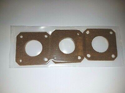 Nema17 Stepper Motor Anti Vibration Quality Cork dampers (x 5) 3D printers, CNC. 2
