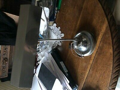 Lampe De Bureau Ancienne Notaire Banquier Art Deco 2