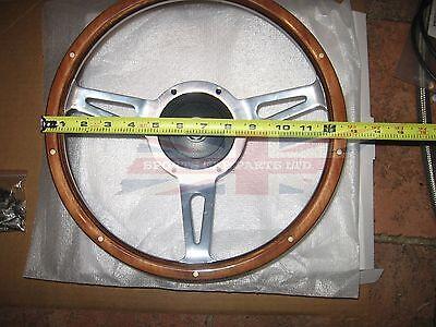 Shoulders down mg midget wooden steering wheel uk properties
