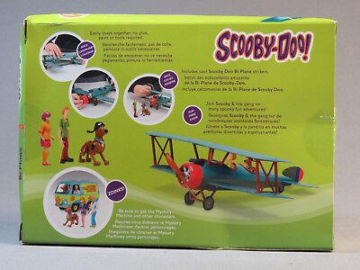 Revell 1//20 Scooby Doo bi-Plane Plastic Model Kit 851995 RMX851995