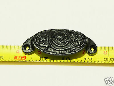 Drawer Pulls Cast Iron Bin Cabinet