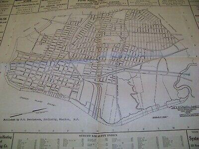 1928 City of Perth Amboy Middlesex County New Jersey Larson & Fox Stelton 2