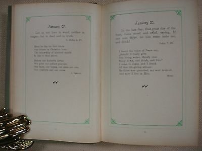 Forget Me Not compiled by Rev. Carl Heyl - Bible - FBHP-1 3
