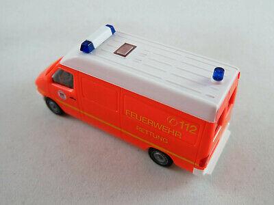 043335 Mercedes Benz Sprinter RTW Feuerwehr Hamburg OVP #8764 Herpa 1//87 Nr