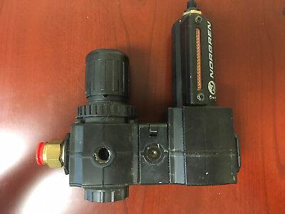 F73G-3An-Ad3 + R73G-3Ak-Rmn  Filter+ Regulator