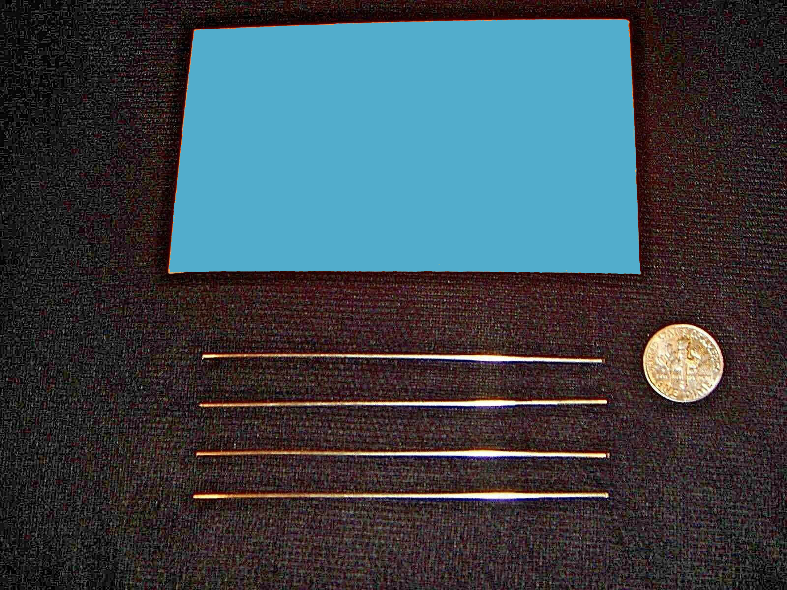 .9999 Silver Electrodes Colloidal Silver Generators (4) Rods Energy Health Water 2