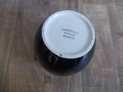 alter Keramik VAT 69 Whisky Krug,Formschöner Whisky Krug,Belgischer Vat 69 Krug 7