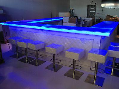 Beau 3 Of 10 LED Lighted Bar Shelves, LED Liquor Bottle Display, Shelf,  Shelving, Bar Top