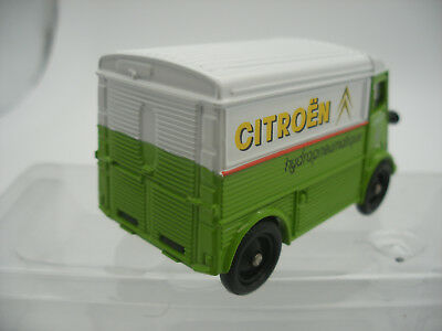Voiture miniature Citroën Type H Hydropneumatique 1//50 Corgi