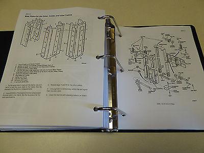 Case 584E 585E 586E Forklift Service Manual Repair Shop Book _1 case 584e 585e 586e forklift service manual repair shop book new