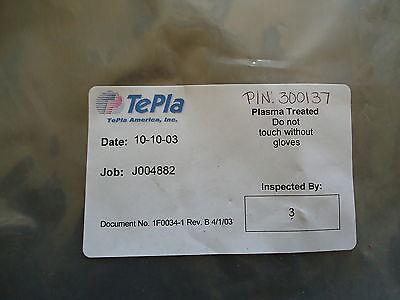 NEW TePLA CHAMBER DOOR GASKET FOR BRANSON IPE, PART#300137 2