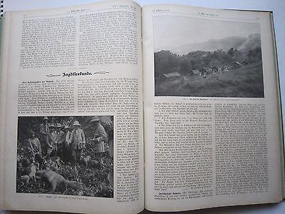 """""""Wild und Hund""""  25. Jahrgang Januar - Dezember 1919, Hege,Pirsch 4"""