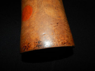 Mayan Cosmic and Serpent Cylinder, Carved Glyph Band, Authentic Pre-Columbian 10