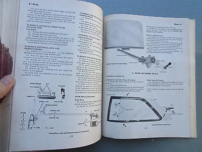 Toyota Corolla 1200 With 3K Engine Workshop Manual Late 1960'S Early 1970'S 9