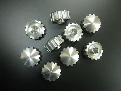 BILLET ALUMINUM KNOBS for your UNISAW  - FREE FREIGHT 8