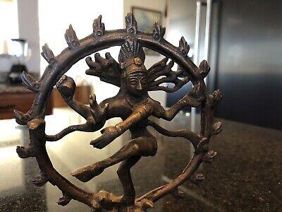 Asian Chinese Bronze Tara Figure 10