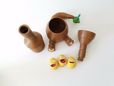 Alolan Exeggutor Planter Flower Pot Pokemon Gamer Birthday Gardener Gift Idea