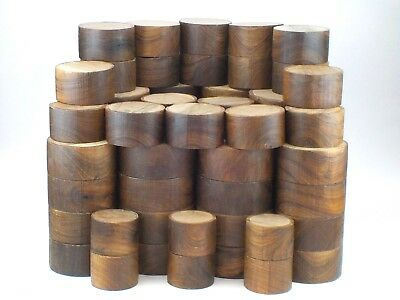 Tulipwood Bowl Blanks 78mm thick