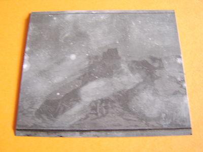 Druckereiartikel - Druckplatte – Klischee – Druckstock MARIENBURG an der MOSEL 4